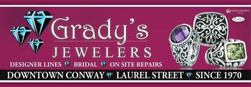 Grady's Jewelers Billboard